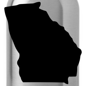State of Georgia T-Shirts - Water Bottle