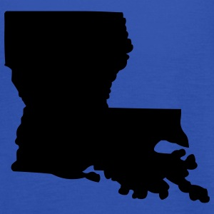State of Louisiana T-Shirts - Women's Tank Top by Bella