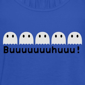 Spirit ghost boo T-Shirts - Women's Tank Top by Bella