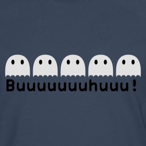 Spirit ghost boo T-Shirts - Men's Premium Longsleeve Shirt