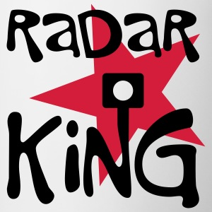 Radar King | Radar | Blitz T-Shirts - Kopp