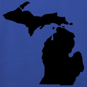 State of Michigan T-Shirts - Kids' Premium Hoodie