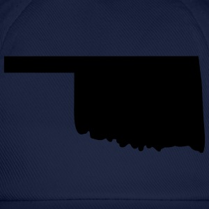 State of Oklahoma T-Shirts - Baseball Cap