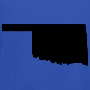 State of Oklahoma T-Shirts - Women's Tank Top by Bella