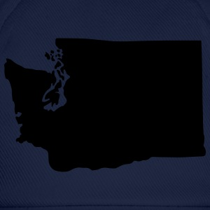 State of Washington T-Shirts - Baseball Cap