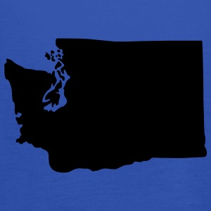 State of Washington T-Shirts - Women's Tank Top by Bella