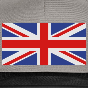 united kingdom flag T-shirt - Snapback Cap