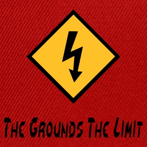 The Grounds The Limit - Snapback Cap