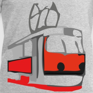 tram - Men's Sweatshirt by Stanley & Stella