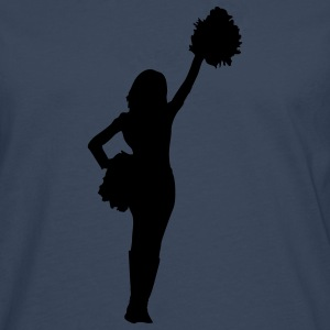 Cheerleader T-Shirts - Men's Premium Longsleeve Shirt