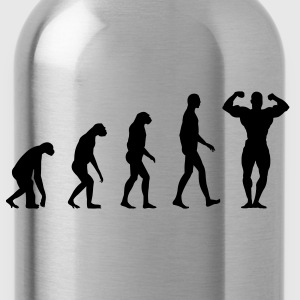Evolution Fitness T-Shirts - Water Bottle