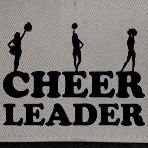 Cheerleader T-Shirts - Snapback Cap