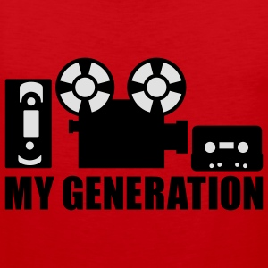 My Generation T-Shirts - Männer Premium Tank Top