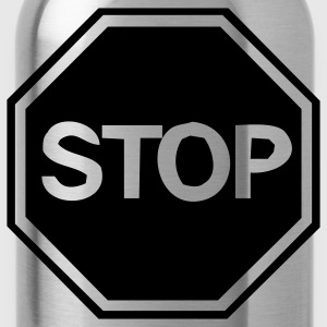 stop sign T-shirts - Gourde
