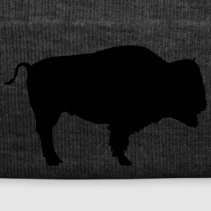bison bull animal T-shirts - Wintermuts