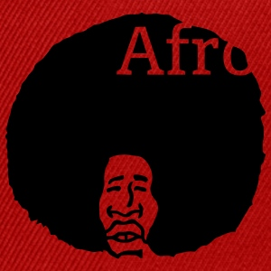 Afro, intet andet! T-shirts - Snapback Cap