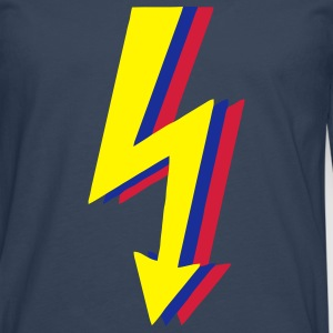 High Voltage, Lightning! T-Shirts - Men's Premium Longsleeve Shirt
