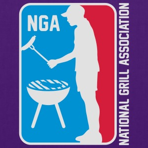NGA NATIONAL GRILL ASSOSIATION T-Shirts - Stoffbeutel