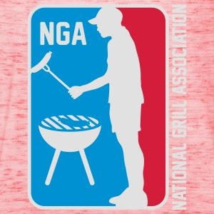 NGA NATIONAL GRILL ASSOSIATION T-Shirts - Frauen Tank Top von Bella