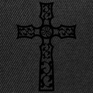 tribal_cross_a_1c T-shirts - Snapbackkeps