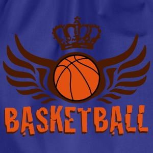 basketball_c_3c T-shirts - Gymnastikpåse