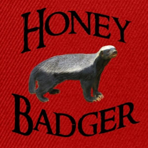 Honey Badger T-Shirts - Snapback Cap