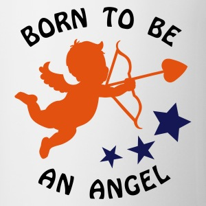 Maxi t-shirt : Born to be an angel - Tasse