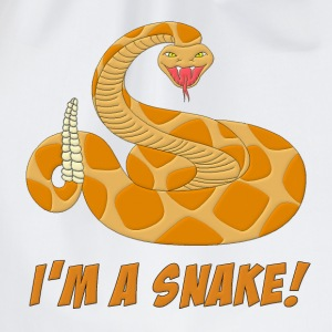I'm A Snake T-Shirts - Drawstring Bag