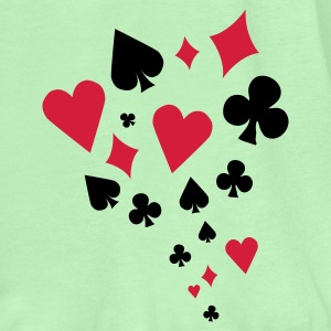 Poker - card game - Skat - Cards - Players - Women's Tank Top by Bella