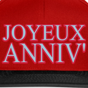 HAPPY BIRTHDAY T-SHIRTS - Snapback Cap