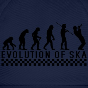 evolution of ska - Baseballkappe