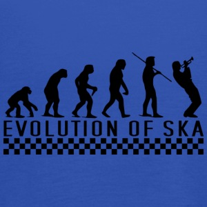 evolution of ska - Frauen Tank Top von Bella