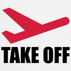 Take off | Jet | Flugzeug T-Shirts - Kokkeforkle