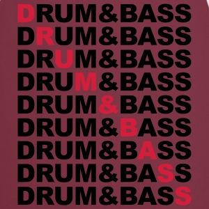 Drum & Bass T-shirts - Förkläde