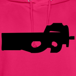gun rifle pistol weapon military m16 T-Shirts - Unisex Hoodie