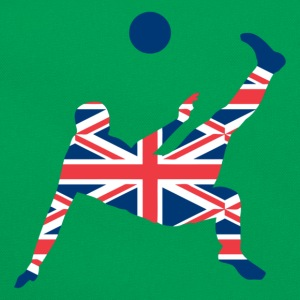 United Kingdom soccer - Retro Tasche