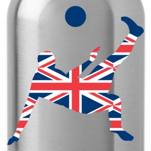 United Kingdom soccer - Trinkflasche