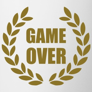 game over deluxe T-Shirts - Tasse