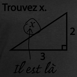 Trouvez x :) - Sweat-shirt Homme Stanley & Stella