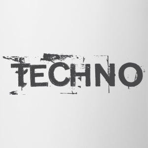 techno T-Shirts - Tasse