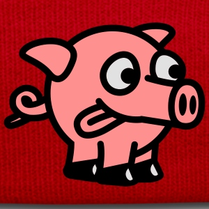 smiley_pig_3c T-shirts - Bonnet d'hiver