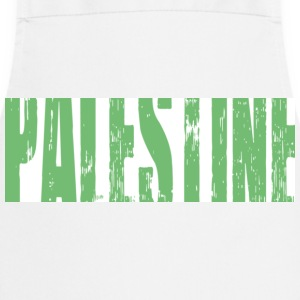 Disparition Palestine - Tablier de cuisine
