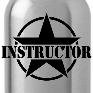 Instructor | Instruction T-Shirts - Water Bottle