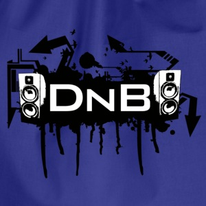 Drum And Bass T-Shirts - Turnbeutel
