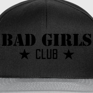 Bad Girls | Mad Ladies T-Shirts - Snapback Cap