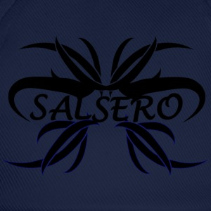 Kitelegion salsero_black_1 T-Shirts - Baseball Cap