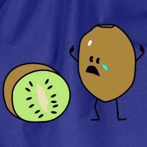 sad kiwi T-shirts - Gymtas