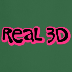 Real 3D | 3D Reality T-Shirts - Cooking Apron