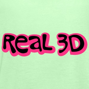 Real 3D | 3D Reality T-Shirts - Women's Tank Top by Bella