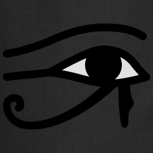 Ägyptisches Auge | Eye of Egypt T-Shirts - Forklæde